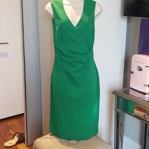 Like new, ponte sheath dress